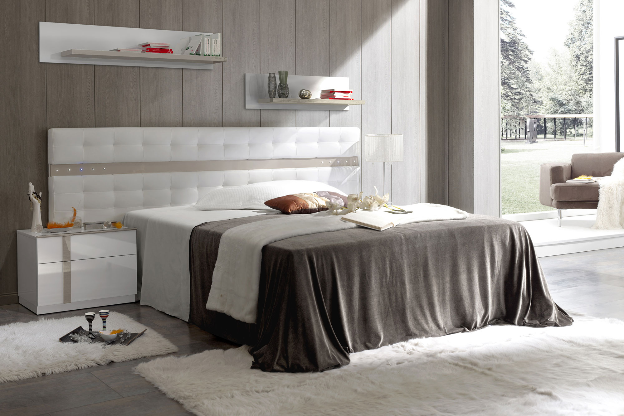 Producto fenicia mobiliario - Camas blancas juveniles ...